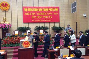 Hà Nội lấy phiếu tín nhiệm 37 lãnh đạo chủ chốt vào tháng 12