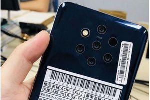 Smartphone 5 camera sau của Nokia có tên Olympic, chạy Android 9