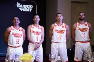 Saigon Heat tậu ngoại binh khủng tranh tài giải Đông Nam Á