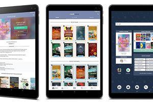 Barnes & Noble công bố máy đọc sách 10,1 inch