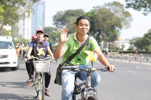 Khám phá Sài Gòn bằng xe đạp