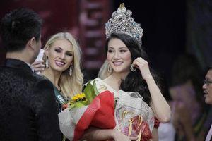Miss Earth 2018 Phương Khánh: 'Tôi không quan tâm những tin đồn quanh mình'