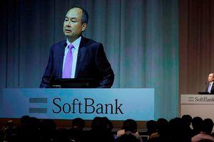 SoftBank không quay lưng với tiền từ Ả Rập Xê Út