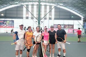 Thêm giải đấu hấp dẫn cho các tay vợt phong trào