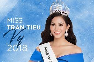 Tổ chức riêng một cuộc thi sắc đẹp để tìm ứng viên dự Miss World