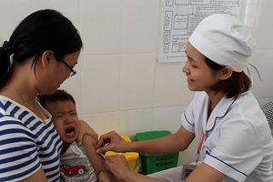 Hà Nội: Triển khai chiến dịch tiêm bổ sung vắc xin sởi - Rubella cho trẻ từ 1 - 5 tuổi