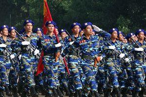 Cảnh sát biển Việt Nam sẽ là lực lượng vũ trang