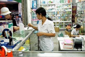 Năm 2020, 100% thuốc kháng sinh mua phải có đơn