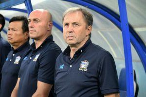 Tuyển Thái Lan viếng cố Chủ tịch Leicester trước khi dự AFF Cup
