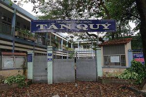 Xót xa trường học bỏ hoang giữa Sài Gòn suốt 3 năm