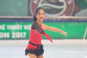 Bước đột phá của trượt băng nghệ thuật Việt Nam