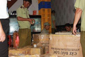 Phát hiện cơ sở xuất mỹ phẩm dỏm 'Made in Thailand' ở Sài Gòn