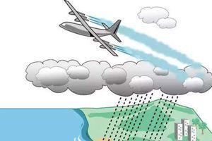 Mưa nhân tạo: Giải pháp mới giúp làm sạch không khí tại Ấn Độ?