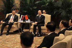 Phó Thủ tướng Nga: Hợp tác Nga-Trung khiến một số đối thủ 'ghen tị'