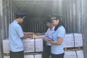 Hải quan Bình Định: Tạo thuận lợi XNK mặt hàng nông, lâm, thủy sản