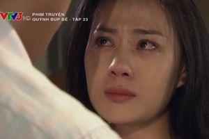 'Quỳnh Búp Bê' tập 23: Bại lộ quá khứ làm 'gái ngành', Quỳnh đi đâu cũng bị xa lánh, gạ tình