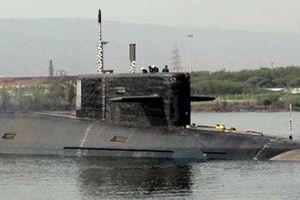 Ấn Độ cho tuần tra bằng tàu ngầm hạt nhân tự chế tạo