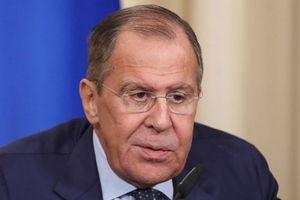 Ngoại trưởng Sergei Lavrov: Mỹ muốn cải thiện quan hệ với Nga