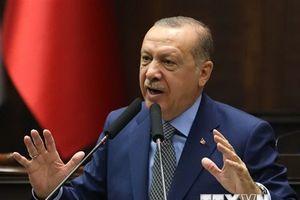 Thổ Nhĩ Kỳ tuyên bố không tuân theo lệnh trừng phạt của Mỹ với Iran