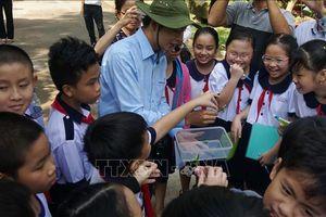 TP Hồ Chí Minh khởi động chương trình tiết học ngoài nhà trường bậc tiểu học