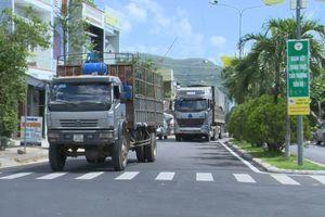 Cần sớm thi công đường tránh từ Quốc lộ 19C qua thị trấn La Hai, Phú Yên