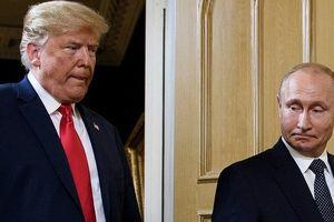 Lý do cuộc gặp thượng đỉnh giữa ông Trump và ông Putin tại Paris đổ bể