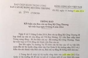 Phó Chủ tịch thành phố Cần Thơ: Báo tự 'bịa' ra mức độ sai phạm nghiêm trọng?