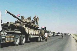 Quân đội Syria động binh nhằm đối phó IS ở Deir Ezzur