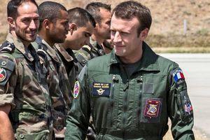 Tổng thống Pháp muốn châu Âu có quân đội riêng