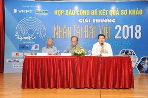 Nhân tài Đất Việt 2018:: VNPT tài trợ 1,1 tỷ đồng và tăng gấp đôi các giải thưởng trong lĩnh vực CNTT