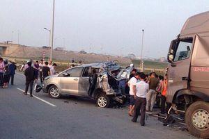 Tranh cãi về lỗi trong tai nạn cao tốc Hà Nội - Thái Nguyên