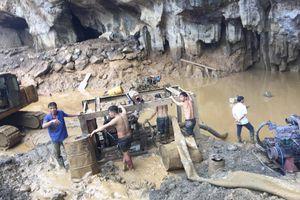 Vụ sập mỏ vàng trái phép ở Hòa Bình: Xem xét khởi tố vụ án, khởi tố bị can