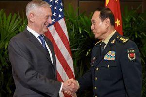 Mỹ - Trung tổ chức đối thoại ngoại giao, an ninh