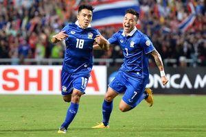 Tuyển Thái Lan loại nhiều ngôi sao: Cơ hội cho ĐTVN vô địch?