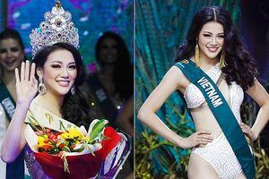Hoa hậu Phương Khánh bị nghi mua giải và 'lời trần tình' của Công Vinh