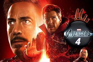 'Avengers 4' sẽ đón Doctor Strange trở về trong cơn mưa đầu mùa tươi mát hay giữa mưa bom bão đạn ác liệt?