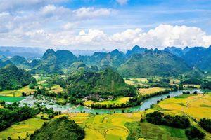 Công viên địa chất Non nước Cao Bằng gắn với 3 tuyến du lịch