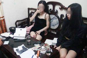 Tàng trữ ma túy đá, hai thiếu nữ xứ Huế bị bắt giữ