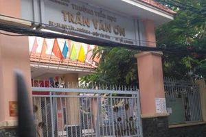 TP. HCM: Cô giáo bị tố bắt học sinh tự tát vào mặt vì nói chuyện riêng gây phẫn nộ