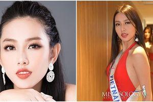 Đại diện Việt Nam lọt vào top 10 bình chọn của Missosology tại Hoa hậu Quốc tế