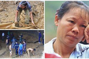 Vụ sập mỏ vàng ở Hòa Bình: Điều kiện cứu hộ hạn chế - hai phu vàng không còn hy vọng cứu sống
