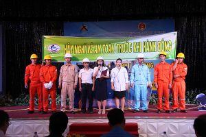 Thừa Thiên Huế tổ chức hội thi về an toàn lao động