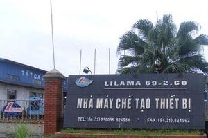 Lilama muốn thoái sạch vốn tại Lilama 69-2 trong tháng 12