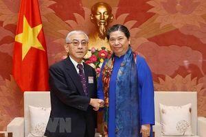 Đề nghị Nhật Bản hỗ trợ Việt Nam triển khai CPTPP trên thực tế