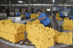 Kim ngạch xuất khẩu ngành cao su chưa tính đủ