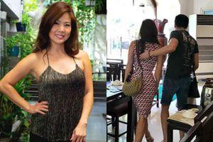 Hồ Lệ Thu bị bắt gặp đang hẹn hò với 'tình mới' khi về Việt Nam