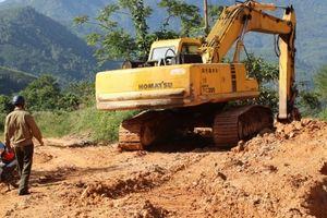 Yên Bái: Quặng 'tặc' khai thác khoáng sản tại mỏ đã hết hạn