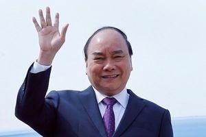 Thủ tướng Nguyễn Xuân Phúc dự Hội nghị cấp cao ASEAN từ ngày 13 đến 15-11