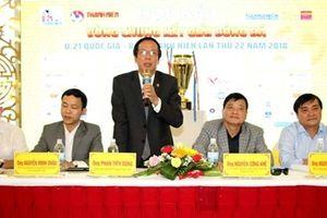Hấp dẫn vòng chung kết giải bóng đá U21 Báo Thanh Niên