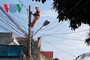 Gần 30 hộ dân ở Bà Rịa – Vũng Tàu hơn 10 năm chưa có điện lưới